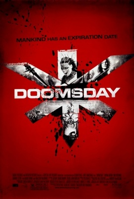 Doomsday movie poster (2008) poster MOV_f8e7054d