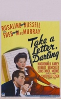 Take a Letter, Darling movie poster (1942) picture MOV_f8e9528c