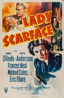 Lady Scarface movie poster (1941) picture MOV_f8e9f6d9