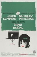 Irma la Douce movie poster (1963) picture MOV_f8f8ef3c