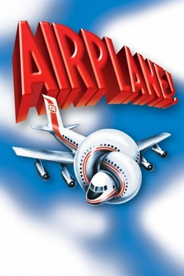 Airplane! movie poster (1980) poster MOV_f902aa47