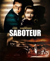 Saboteur movie poster (1942) picture MOV_f90996a9