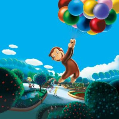 Curious George movie poster (2006) poster MOV_f90b7895