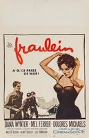Fräulein movie poster (1958) picture MOV_f90c77a3