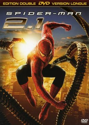 Spider-Man 2 movie poster (2004) poster MOV_f90dd913
