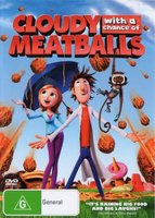 Cloudy with a Chance of Meatballs movie poster (2009) picture MOV_d8584985