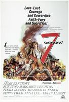 7 Women movie poster (1966) picture MOV_f9199d67