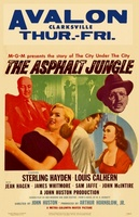 The Asphalt Jungle movie poster (1950) picture MOV_f91b1ce6