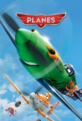 Planes movie poster (2013) poster MOV_f922195b