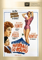 The Marriage-Go-Round movie poster (1961) picture MOV_f9284261