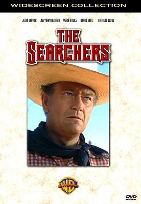 The Searchers movie poster (1956) poster MOV_f9310ea8