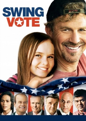 Swing Vote movie poster (2008) poster MOV_f9320a27