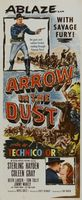 Arrow in the Dust movie poster (1954) picture MOV_f9355638