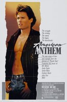 American Anthem movie poster (1986) picture MOV_f939195a