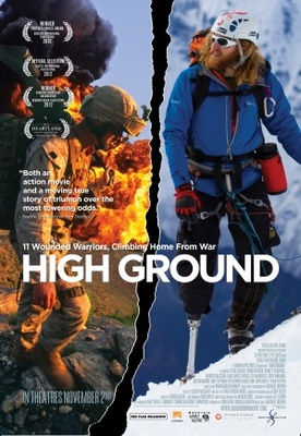 High Ground movie poster (2012) poster MOV_f93b40d4