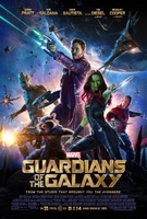 Guardians of the Galaxy movie poster (2014) picture MOV_f93eadb3