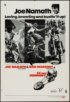 C.C. and Company movie poster (1970) picture MOV_f9444f0a