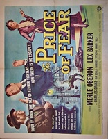 The Price of Fear movie poster (1956) picture MOV_f9450bdf