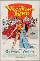 The Vagabond King movie poster (1956) picture MOV_f9469bff