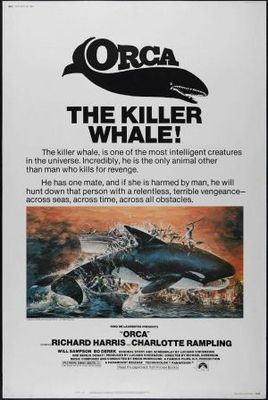 Orca movie poster (1977) poster MOV_f9469cb1