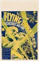 Flying Down to Rio movie poster (1933) picture MOV_f9483148