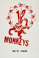 Twelve Monkeys movie poster (1995) picture MOV_f95fdf72