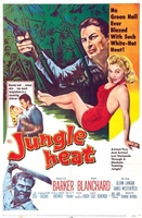 Jungle Heat movie poster (1957) picture MOV_f96116a2