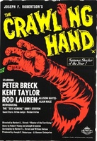 The Crawling Hand movie poster (1963) picture MOV_f9652fa8
