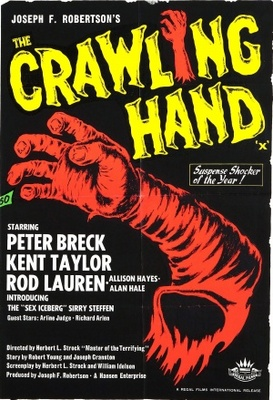 the crawling hand 1963 movie