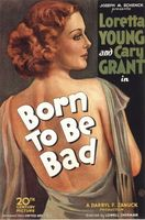 Born to Be Bad movie poster (1934) picture MOV_f9694cf9