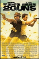 2 Guns movie poster (2013) picture MOV_f96c3efc