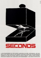 Seconds movie poster (1966) picture MOV_f96c7bf6