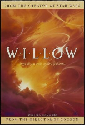 Willow movie poster (1988) poster MOV_f96e9c42