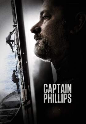 Captain Phillips movie poster (2013) poster MOV_f96ea7b3