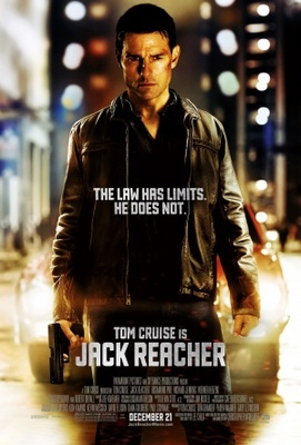 Jack Reacher movie poster (2012) poster MOV_f970a59e