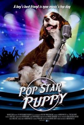 Pop Star Puppy movie poster (2013) poster MOV_f973991f