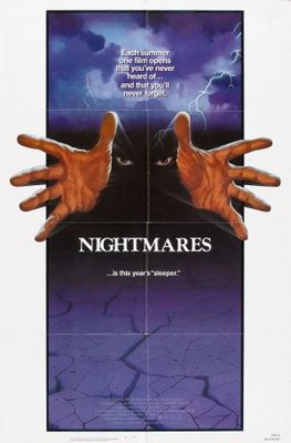 Nightmares movie poster (1983) poster MOV_f9748625