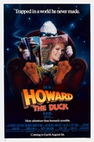 Howard the Duck movie poster (1986) picture MOV_f9788ac6