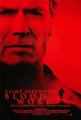 Blood Work movie poster (2002) poster MOV_f97b3732