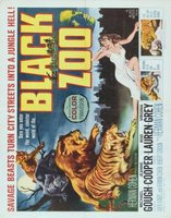 Black Zoo movie poster (1963) picture MOV_f97cb42c