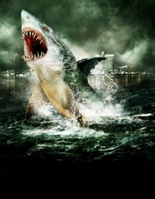 Swamp Shark movie poster (2011) poster MOV_f9840cc3