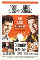 The Last Sunset movie poster (1961) picture MOV_f986a432