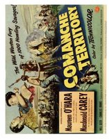 Comanche Territory movie poster (1950) picture MOV_f98abbb8