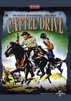 Cattle Drive movie poster (1951) picture MOV_f98caf15
