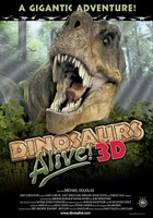 Dinosaurs Alive movie poster (2007) picture MOV_f99b737c
