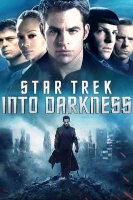 Star Trek Into Darkness movie poster (2013) poster MOV_f99df917
