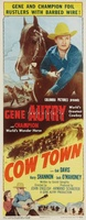 Cow Town movie poster (1950) picture MOV_f9a1ac62