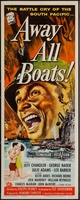 Away All Boats movie poster (1956) picture MOV_f9a47b6b