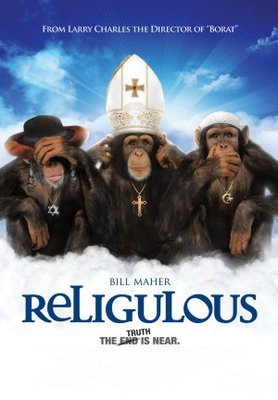 Religulous movie poster (2008) poster MOV_f9b30252