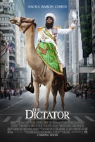 The Dictator movie poster (2012) picture MOV_f9b3d6f8